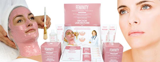 FEMINITY trattamento di prevenzione anti-età